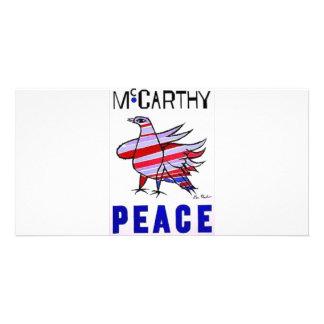 1968 Mccarthy Photo Card