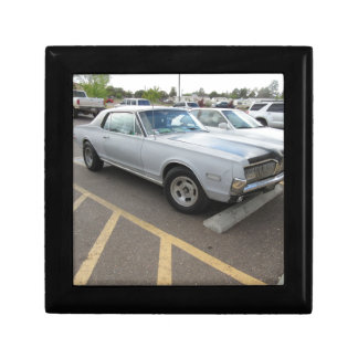 1968 Mercury Cougar XR7 Jewelry Boxes