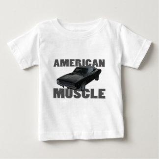 1968 músculo del americano del cargador r/t del playera