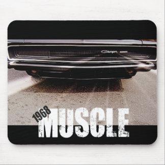 1968 músculo Mousepad Tapetes De Raton