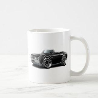 1968 Olds 442  Black Convertible Mugs