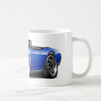 1968 Olds 442 Blue-White Convertible Mug