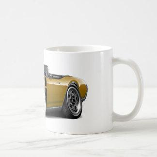 1968 Olds 442 Gold-Black Convertible Coffee Mug