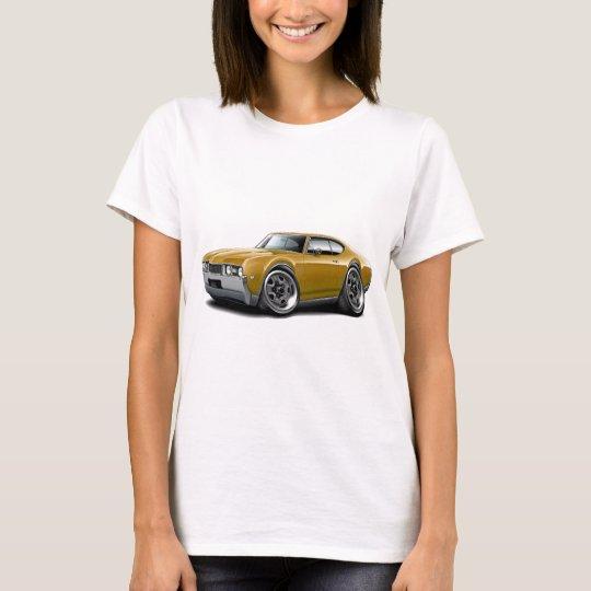 1968 Olds 442 Gold Car T-Shirt