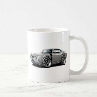 1968 Olds 442 Grey-Black Car Mug