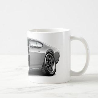 1968 Olds 442 Grey-Black Car Coffee Mugs