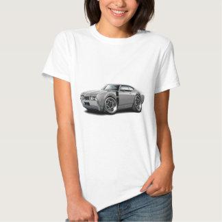 1968 Olds 442 Grey-Black Car Tee Shirt