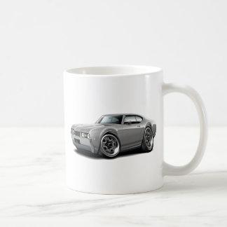 1968 Olds 442 Grey Car Mugs