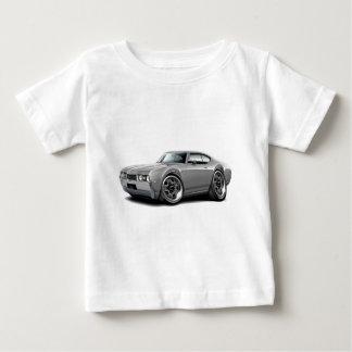 1968 Olds 442 Grey Car Infant T-shirt