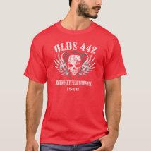 1968 Olds 442 Legendary Performance T-Shirt