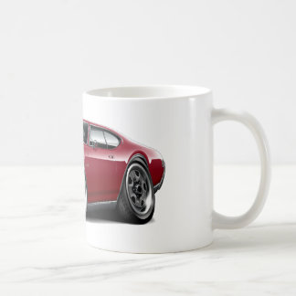 1968 Olds 442 Maroon Car Mug