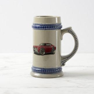 1968 Olds 442 Maroon Car Coffee Mug