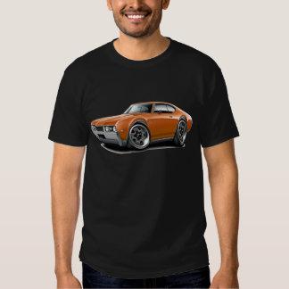 1968 Olds 442 Orange Car Dresses