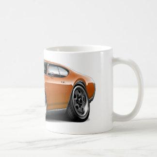 1968 Olds 442 Orange Car Mug