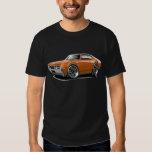 1968 Olds 442 Orange Car Shirts