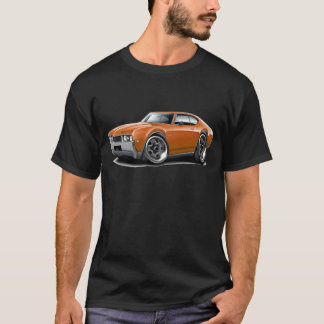 1968 Olds 442 Orange Car T-Shirt