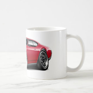 1968 Olds 442 Red Car Coffee Mugs