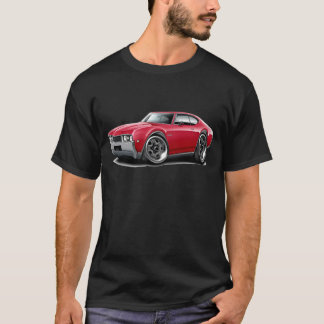 1968 Olds 442 Red Car T-Shirt