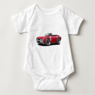 1968 Olds 442 Red-White Convertible T Shirts