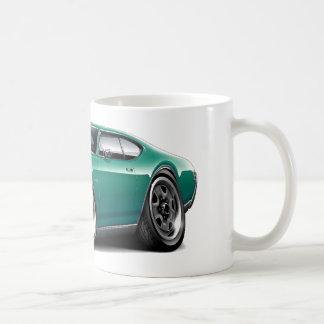 1968 Olds 442 Teal Car Mug