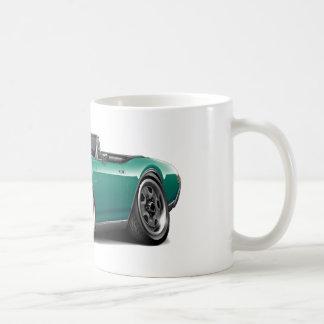 1968 Olds 442 Teal Convertible Mug
