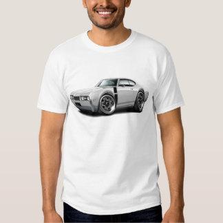1968 Olds 442 White-Black Car Shirt