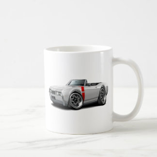 1968 Olds 442 White-Red Convertible Coffee Mug