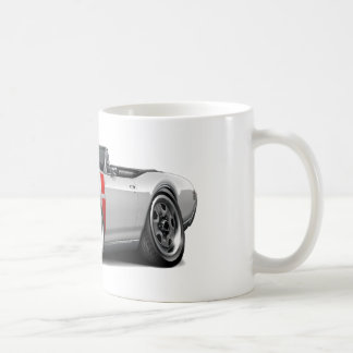 1968 Olds 442 White-Red Convertible Mug