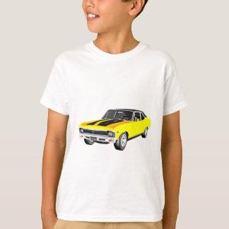 1968 Yellow Muscle Car T-Shirt