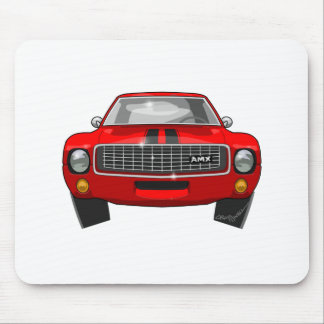 1969 AMC Javelin AMX Mouse Pad