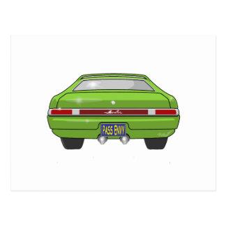 1969 American Motors AMC Javelin Pass Envy Postcards