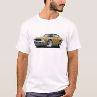 1969 Buick GS Gold Car T-Shirt
