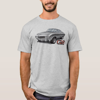 1969 Buick GS in Silver T-Shirt