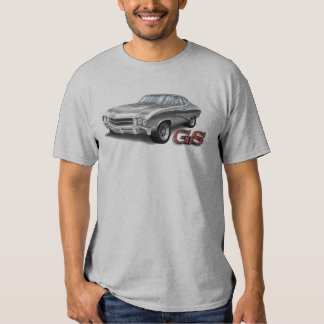 1969 Buick GS in Silver Tee Shirt