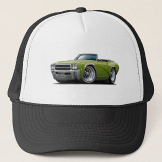 1969 Buick GS Ivy Convertible Trucker Hat