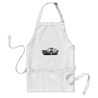 1969 Buick GS White Convertible Adult Apron