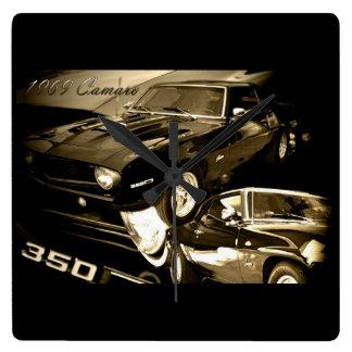 1969 Camaro Clock