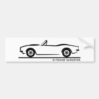 Frank schuster bumperstickers additionally  on alfa romeo spider convertible