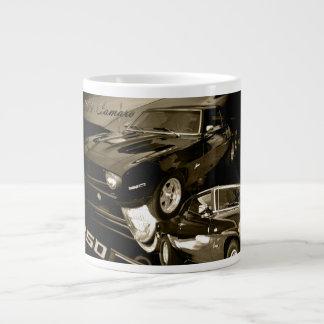 1969 camaro large coffee mug