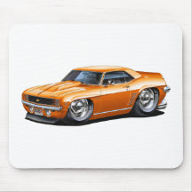 Camaro Mouse on 1969 Camaro Mouse Pads And 1969 Camaro Mousepad Designs