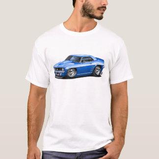 1969 Camaro SS Blue Car T-Shirt
