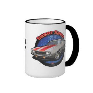 1969 Camaro SS Coffee Mugs