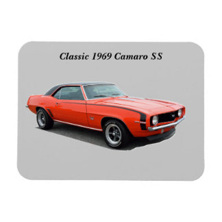 1969 Camaro SS Magnets