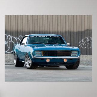 1969 Camaro SS Print