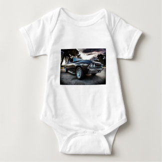 1969 Chevelle Photography Baby Bodysuit