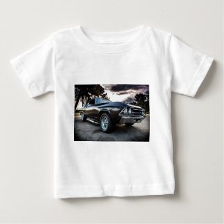 1969 Chevelle Photography Baby T-Shirt