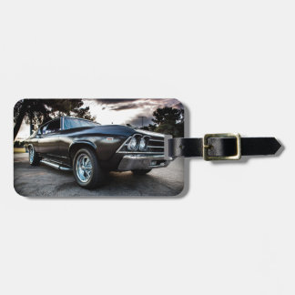 1969 Chevelle Photography Bag Tag