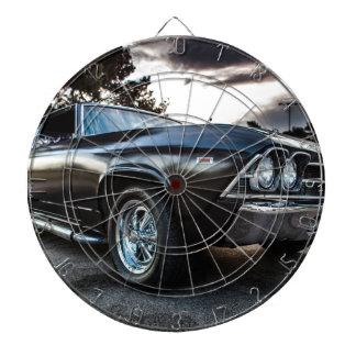 1969 Chevelle Photography Dartboard