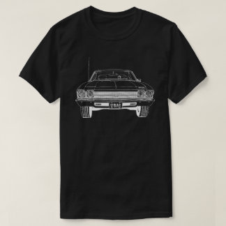 1969 Chevelle SS 396 Inverted color shirt