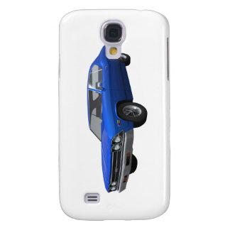 1969 Chevelle SS: Blue Finish Galaxy S4 Case